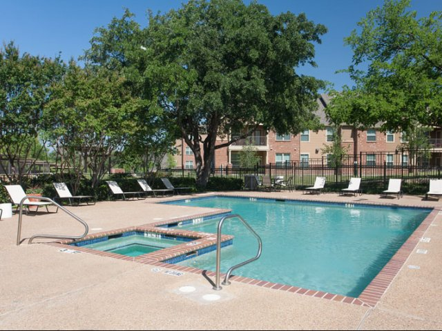 Canyon Ridge | Rockwall, TX Apartment Rentals | Swimming Pool