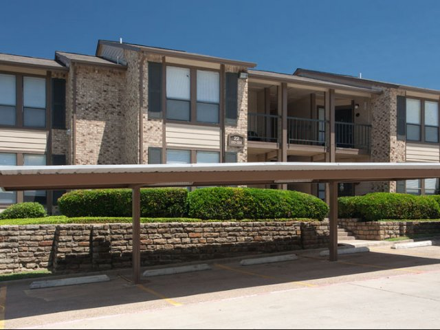 Canyon Ridge | Apartments in Rockwall, TX | Complimentary Covered Carport Parking