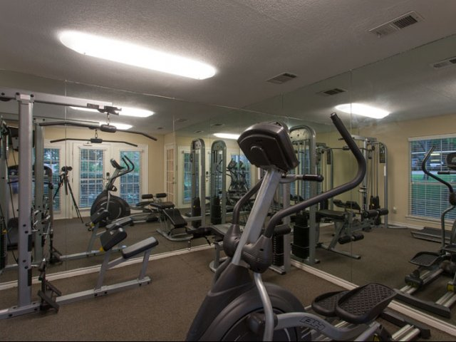 Canyon Ridge | Apartments in Rockwall, TX | Cardio Fitness Center