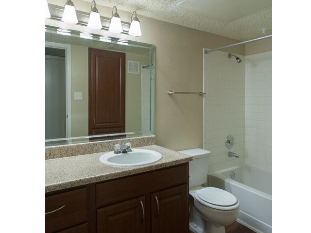 Springfield | Apartments for Rent in Mesquite, TX | Bathroom
