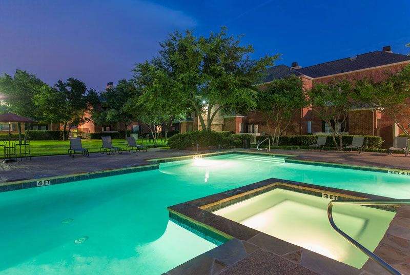 Summers Landing Apartments for Rent in Fort Worth, TX | Heated Spa