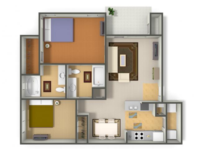 Hidden Lake Apartments - San Antonio
