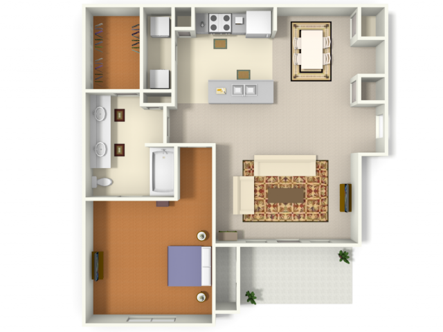 Creekside Crossing Apartment Home