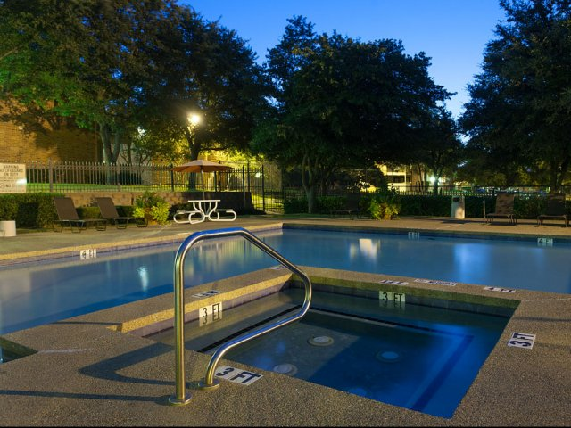 Summers Crossing | Apartments for Rent in Plano, TX | Heated Spa