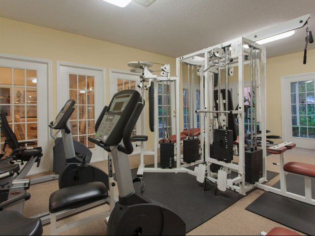 Summers Crossing | Apartments for Rent in Plano, TX | 24-Hour Fitness Center