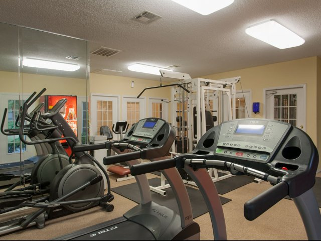 Summers Crossing Apartments for Rent in Plano, TX | Fitness Equipment