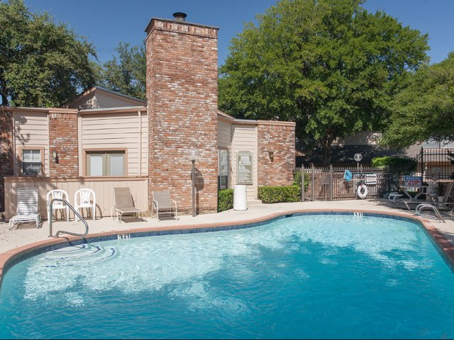 Preston Greens | Apartments For Rent in Dallas, TX | Second Swimming Pool