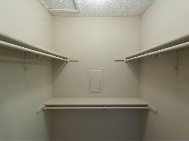 Preston Greens | Apartments For Rent in Dallas, TX | Walk-in Closet