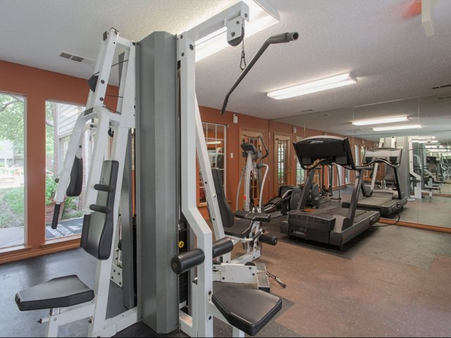 Summer Villas Apartments for Rent in Dallas, TX | Fitness Center