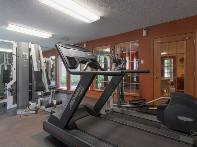 Summer Villas Apartments for Rent in Dallas, TX | Fitness Equipment