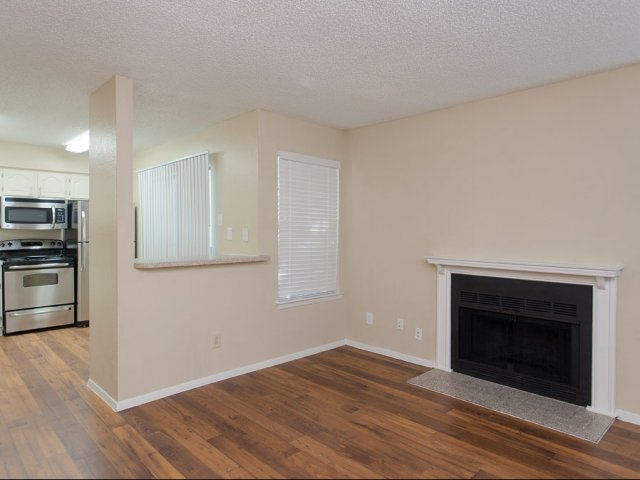 Summer Villas Apartments For Rent in North Dallas, TX | Wood Burning Fireplaces