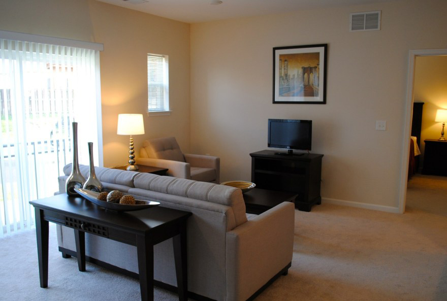Orchard Meadows At North Ridge Apartments For Rent - Ellicott City - Livingroom