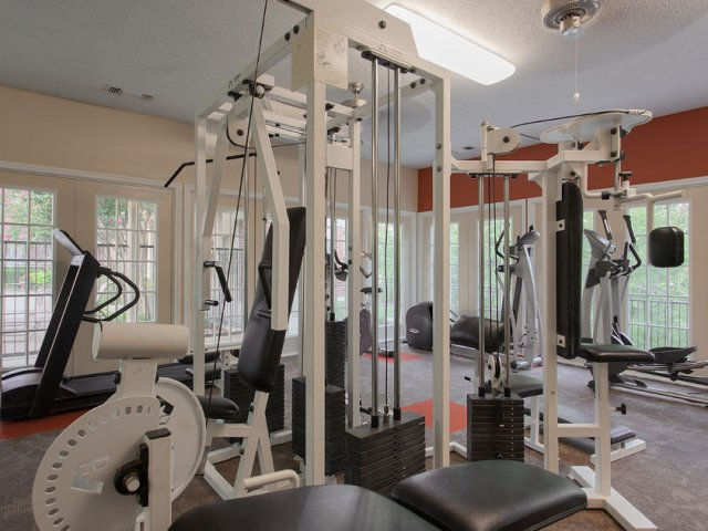 Apartments For Rent at The Gables of McKinney, TX | Fitness Center
