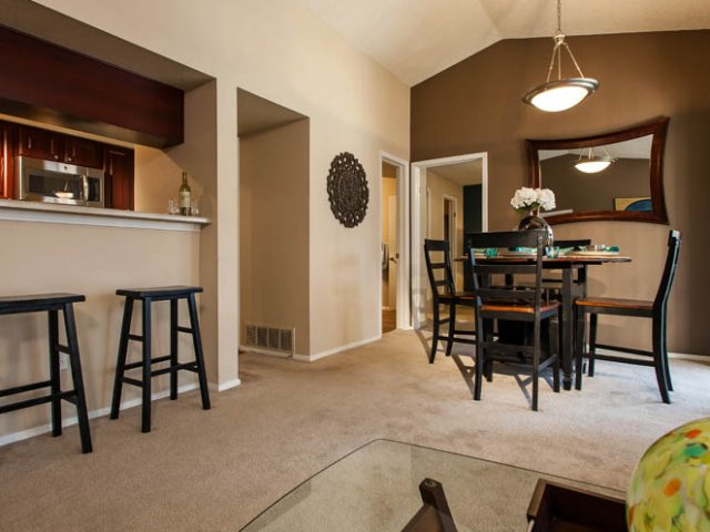 Canyon Chase | Apartments for Rent Westminster, CO | Living and Dining Room