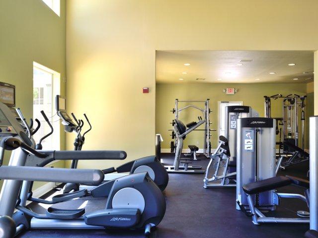 Sierra Foothills | Apartments For Rent in Phoenix, AZ | Fitness Equipment