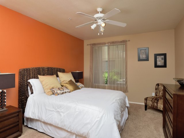 Sierra Foothills | Apartments For Rent in Phoenix, AZ | Furnished Bedroom