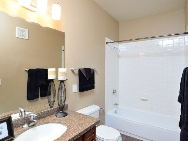 Lumiere Chandler Condos | Chandler, AZ Apartments For Rent | Bathroom