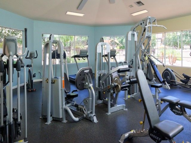 Finisterra Apartment Homes | Apartments for Rent Tempe Arizona | Fitness Center