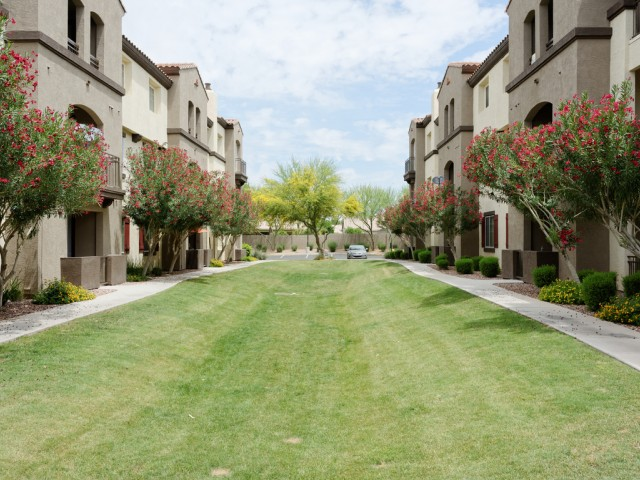 Waterford at Peoria Apartments for Rent in Peoria, AZ | Apartment Courtyard