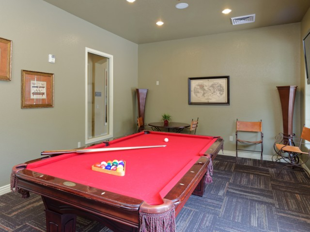 Waterford at Peoria Apartments for Rent in Peoria, AZ | Billiard Room