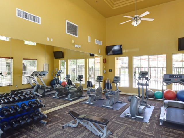 Waterford at Peoria Apartments for Rent in Peoria, AZ | Fitness Center