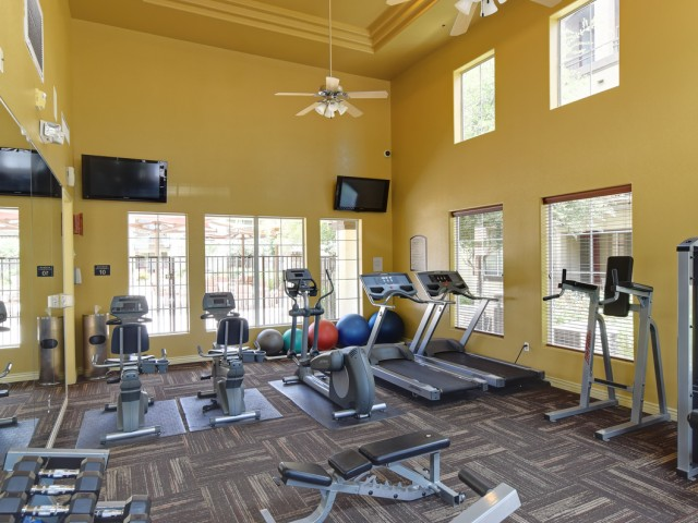 Waterford at Peoria Apartments for Rent in Peoria, AZ | Fitness Equipment