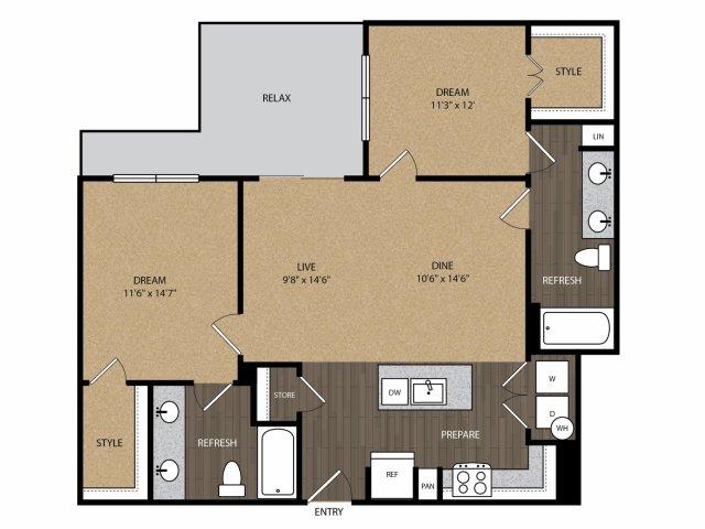 27TwentySeven Apartment Homes