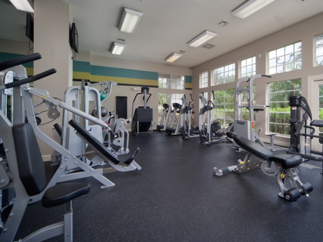 Osprey Links at Hunter's Creek | Orlando, FL Apartments for Rent | Fitness Center