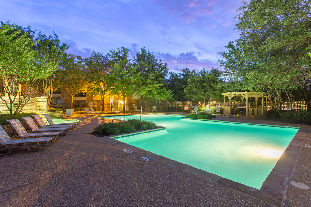 Woods of Bedford Apartments for Rent in Bedford, TX | Community Pool