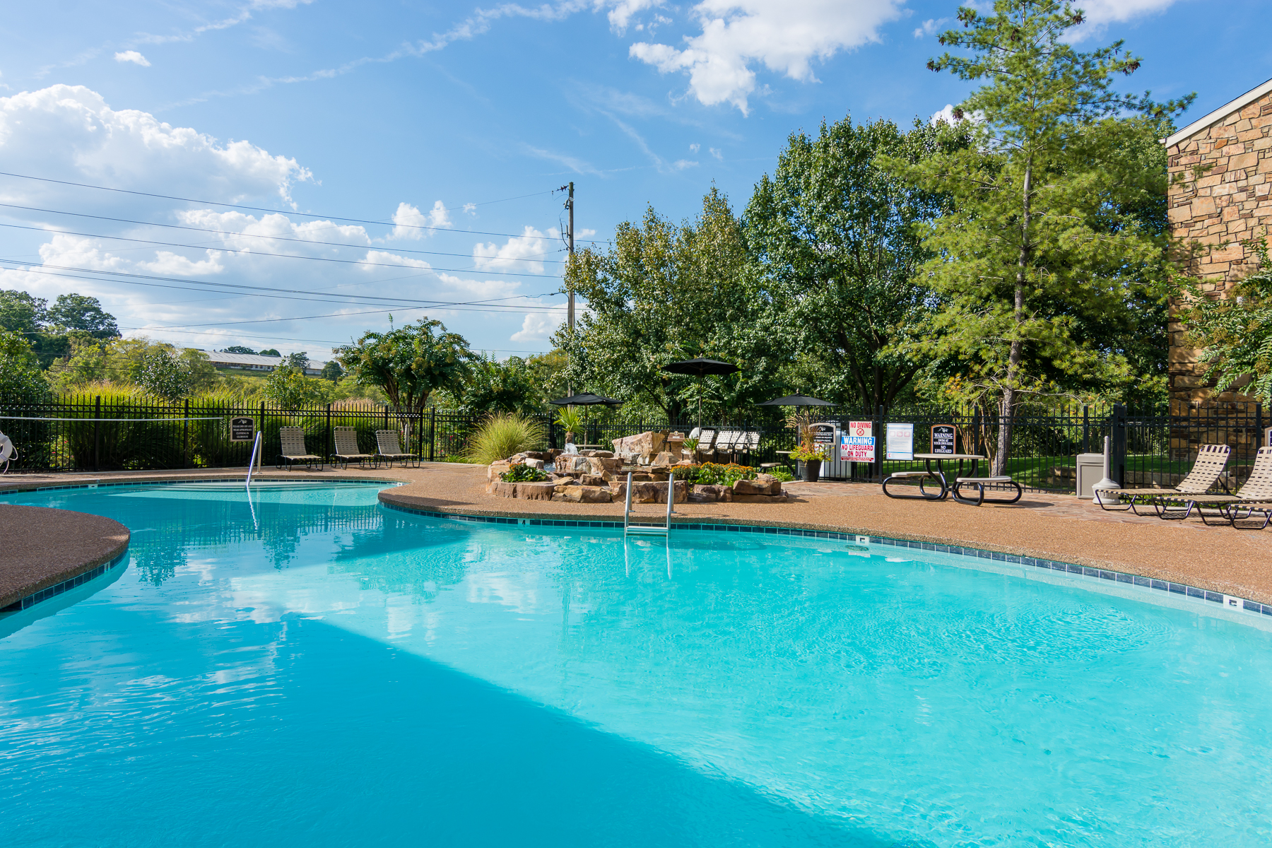 Brandywine | Nashville, TN Apartment Rentals | Community Pool