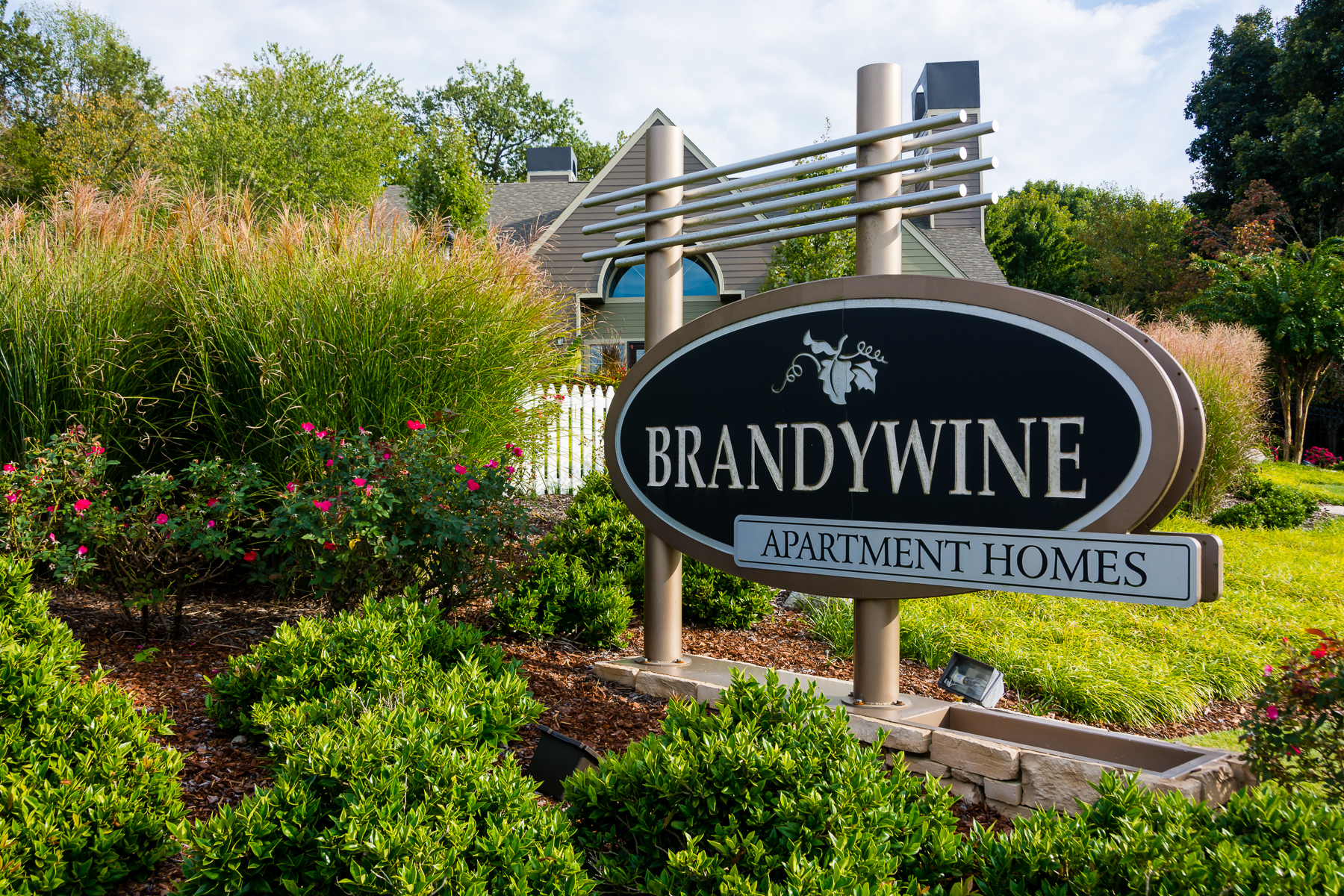 Brandywine | Apartments for Rent in Nashville, TN | Apartment Sign