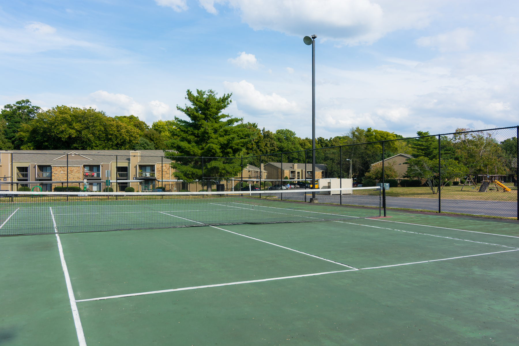 Brandywine | Apartments for Rent Nashville, TN | Tennis Court