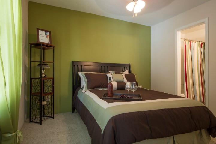 The Gardens Apartments For Rent in Houston, TX | Spacious Bedroom