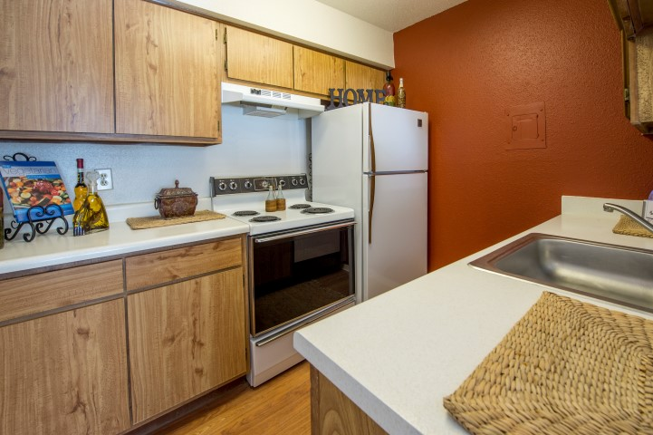 The Gardens Apartments for Rent in Houston, TX | Kitchen