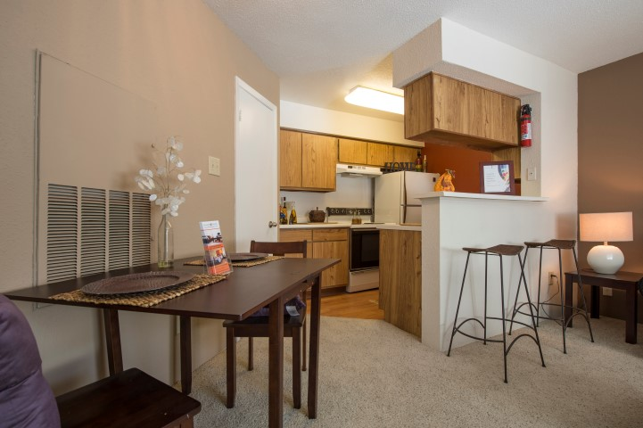 The Gardens Apartments For Rent in Houston, TX | Dining Room