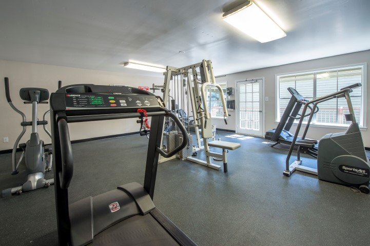 The Gardens Apartments For Rent in Houston, TX | Fitness Center