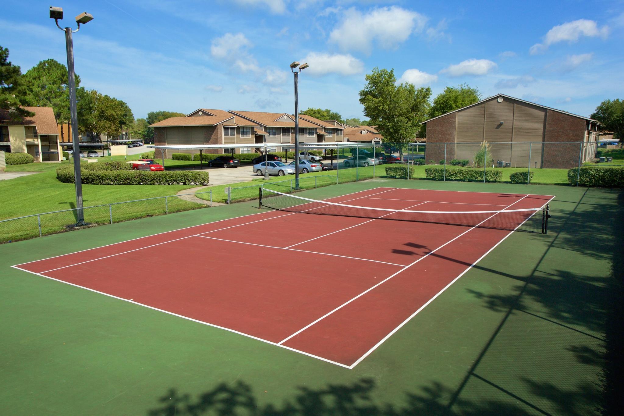 Bentley Green | Jacksonville, Florida Apartments | Tennis Court
