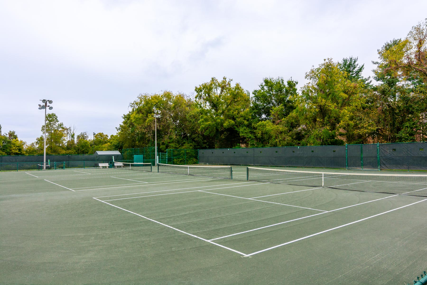Nashboro Village | Apartments for Rent in Nashville, TN | Tennis Court