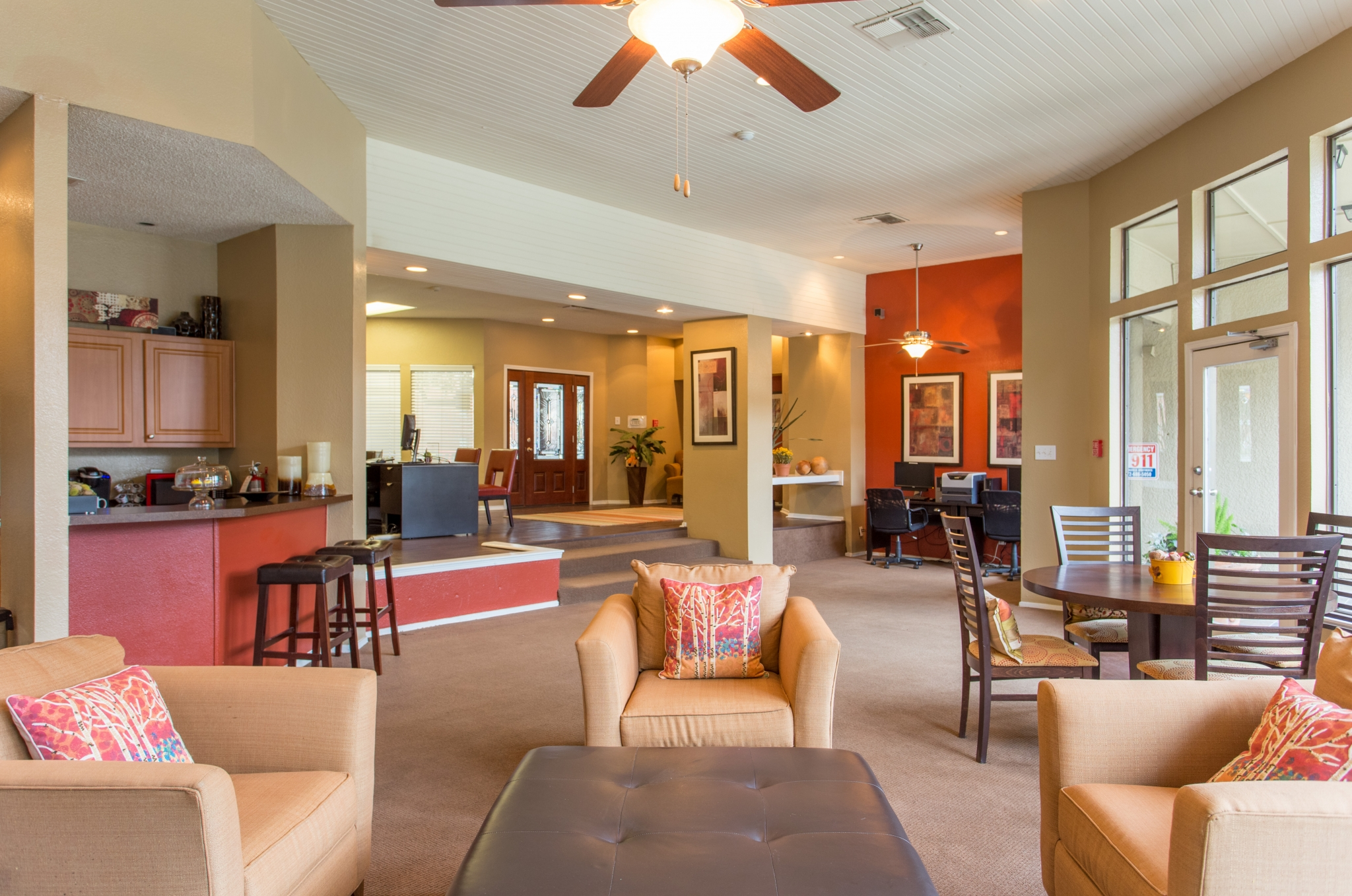 Springfield | Apartments for Rent in Mesquite, TX | Resident Clubhouse