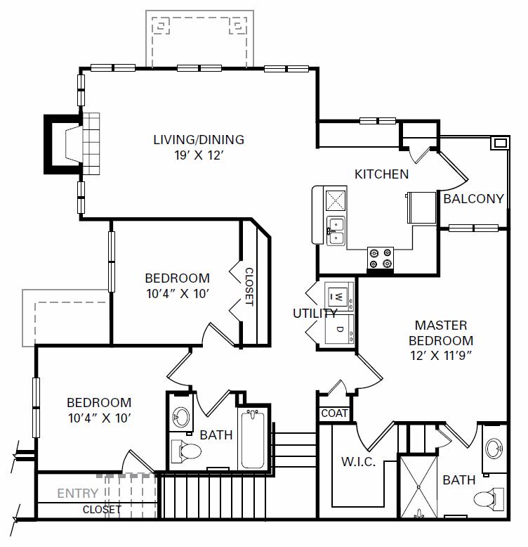The Manor Homes of Arborwalk Apartments