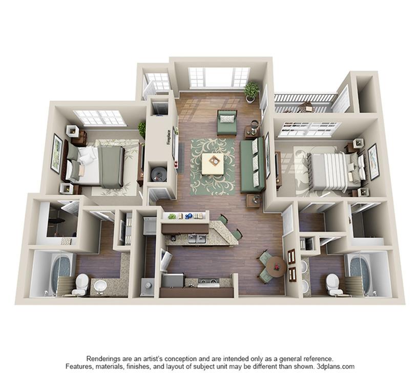 River Vista Apartment Homes
