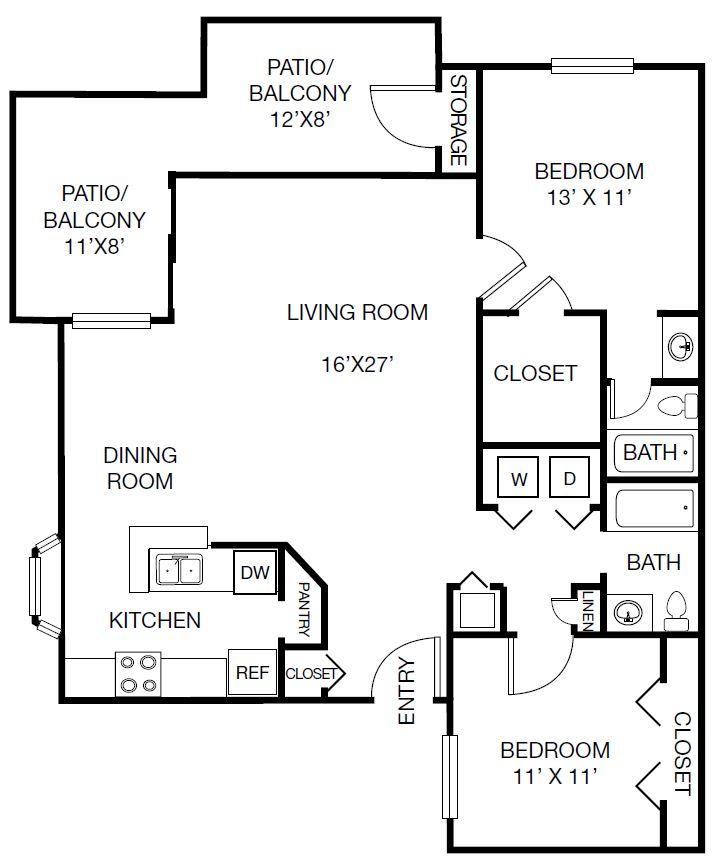 Milana Reserve Apartment Homes