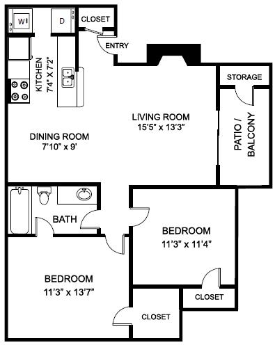 Kensington Station Apartment Homes
