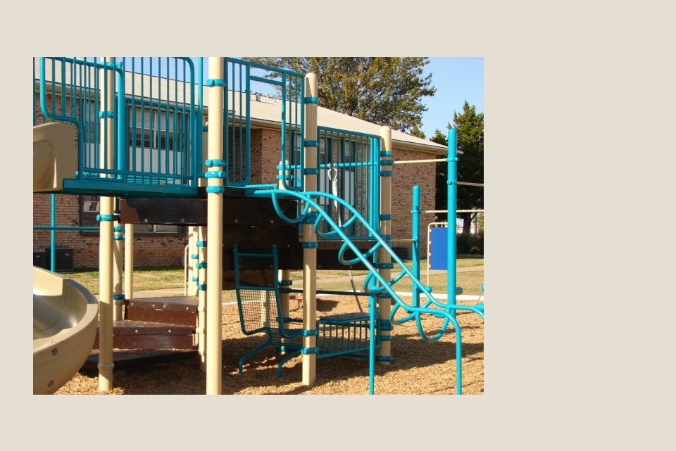 Bellaire Apartments Lawton Fort Sill OK Playground