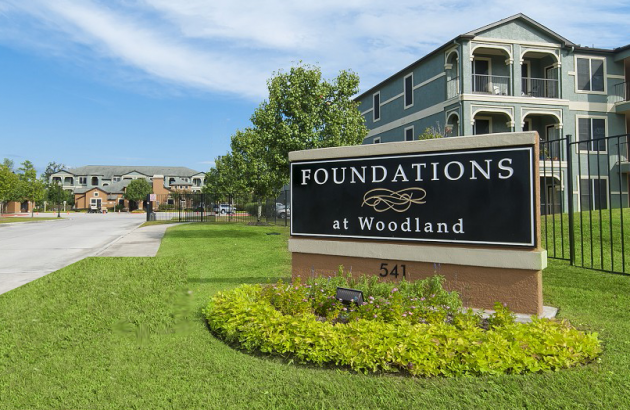 Foundations at Woodland Apartments