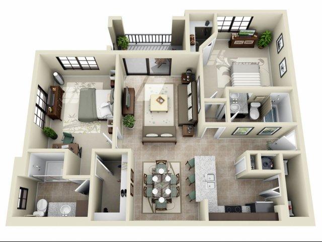 The Bodoni | Signature at Kendall Apartments Miami