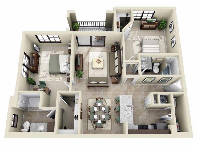 The Berkley | Signature at Kendall Apartments Miami