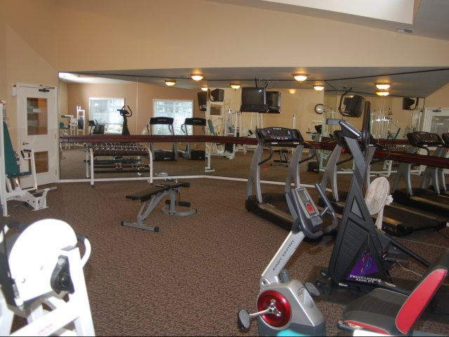 Image of Fitness Center for BRECKENRIDGE HEIGHTS