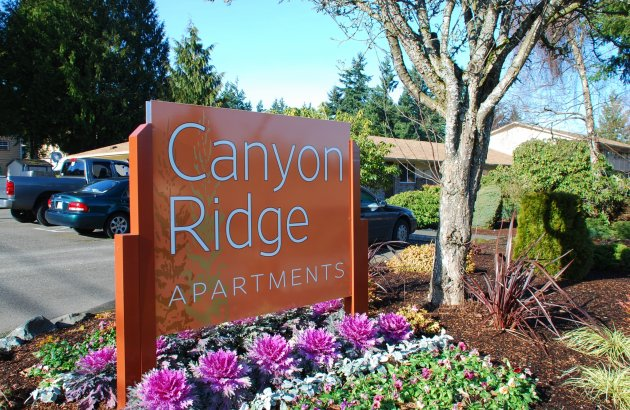 CANYON RIDGE