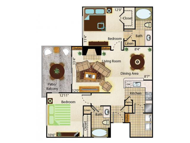 Mountainside Apartments